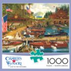 Charles Wysocki: Lost in the Woodies - 1000pc Jigsaw Puzzle by Buffalo Games