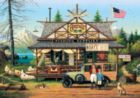 Charles Wysocki: Proud Lil Angler - 300pc Jigsaw Puzzle by Buffalo Games