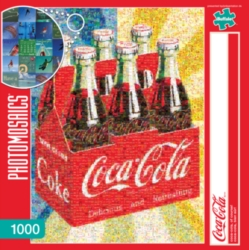 Buffalo Games Coca-Cola: Coca-Cola, Of Course! Jigsaw Puzzle