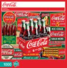 Coca-Cola: Evergreen - 1000pc Jigsaw Puzzle by Buffalo Games
