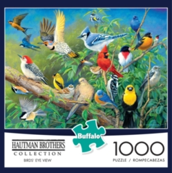 Buffalo Games Bird's Eye View by Hautman Jigsaw Puzzle