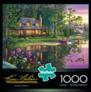 Buffalo Games Golden Moments by Kim Norlien Jigsaw Puzzle