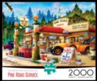 Pine Road Service - 2000pc Jigsaw Puzzle by Buffalo Games
