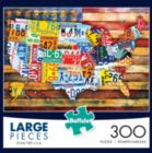 Road Trip USA - 300pc Jigsaw Puzzle by Buffalo Games