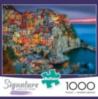Signature Collection: Cinque Terre - 1000pc Jigsaw Puzzle by Buffalo Games