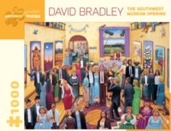 Pomegranate Bradley: Southwest Museum 1000-piece Jigsaw Puzzle