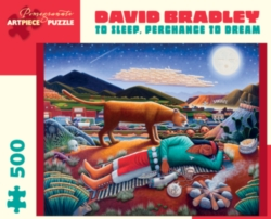 Pomegranate Bradley: To Sleep, Perchance to Dream 500-piece Jigsaw Puzzle