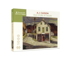 Pomegranate Casson: Old Store at Salem 1000-piece Jigsaw Puzzle