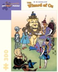 Pomegranate Denslow: The Wizard of Oz 300-piece Jigsaw Puzzle