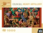 Gil: Heavy Artillery - 1000pc Jigsaw Puzzle by Pomegranate