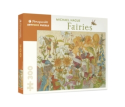 Pomegranate Hauge: Fairies 300-piece Jigsaw Puzzle
