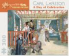 Larsson: A Day of Celebration - 300pc Jigsaw Puzzle by Pomegranate