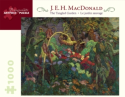 Pomegranate MacDonald: Tangled Garden 1000-piece Jigsaw Puzzle