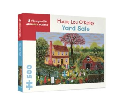 Pomegranate O'Kelely: Yard Sale 500-piece Jigsaw Puzzle