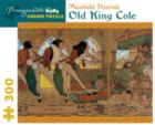 Parrish: Old King Cole - 300pc Jigsaw Puzzle by Pomegranate