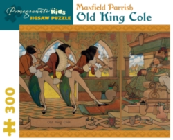 Pomegranate Parrish: Old King Cole 300-piece Jigsaw Puzzle