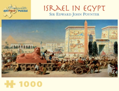 Pomegranate Poytner: Israel in Egypt 1000-piece Jigsaw Puzzle