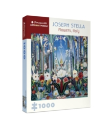 Pomegranate Stella: Flowers, Italy 1000-piece Jigsaw Puzzle