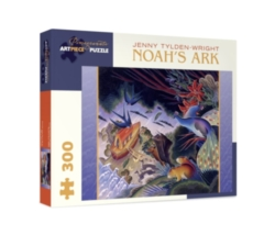 Pomegranate Tylden-Wright: Noah's Ark 300-piece Jigsaw Puzzle