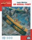 Weirter: Aerial Flight - 500pc Jigsaw Puzzle by Pomegranate