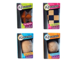 IQ Buster Wooden Puzzle Pack
