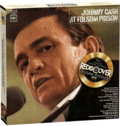 Rediscover Double-Sided Jigsaw Puzzle | Johnny Cash