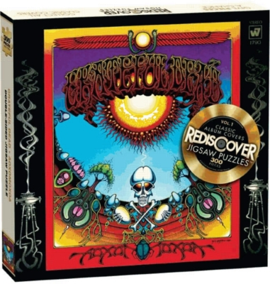 Rediscover Double-Sided Jigsaw Puzzle | Grateful Dead