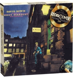 Rediscover Double-Sided Jigsaw Puzzle | David Bowie