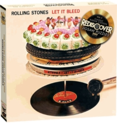 Rediscover Double-Sided Jigsaw Puzzle | Rolling Stones