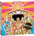 """Jimi Hendrix &quotAxis: Bold as Love"""" - 300pc Double Sided Jigsaw Puzzle by Rediscover"""