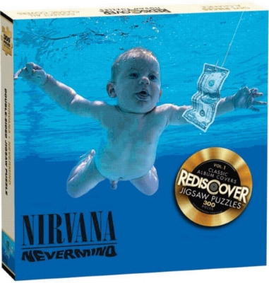Rediscover Double-Sided Jigsaw Puzzle | Nirvana