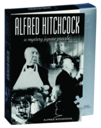 BePuzzled Alfred Hitchcock Jigsaw Puzzle