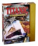 BePuzzled Murder on the Titanic Jigsaw Puzzle