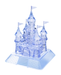 BePuzzled Castle 3D Crystal Puzzle