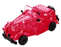 BePuzzled Classic Car 3D Crystal Puzzle