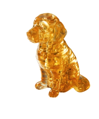 BePuzzled Dog 3D Crystal Puzzle