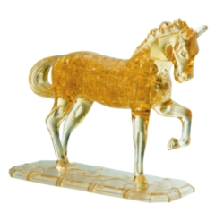 BePuzzled Horse 3D Crystal Puzzle