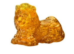 BePuzzled Lion 3D Crystal Puzzle