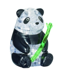 BePuzzled Panda 3D Crystal Puzzle