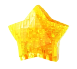 BePuzzled Star 3D Crystal Puzzle