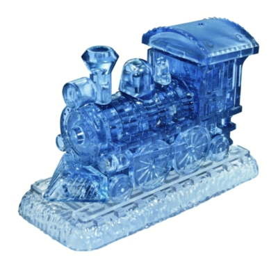 BePuzzled Train 3D Crystal Puzzle