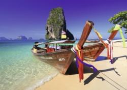 Ravensburger Caribbean Boats Jigsaw Puzzle