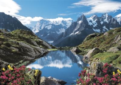 Clementoni Chamonix Valley Jigsaw Puzzle