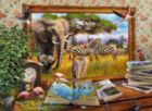 Come To Life - 1000pc Jigsaw Puzzle by Clementoni