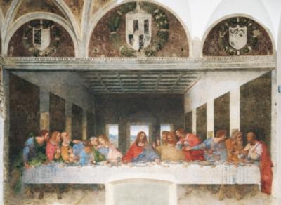 "Clementoni Leonardo ""The Last Supper"" Jigsaw Puzzle"