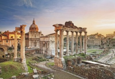 Clementoni Forum Romanum Jigsaw Puzzle