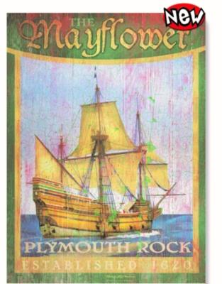Clementoni Mayflower Jigsaw Puzzle