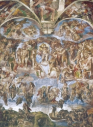 "Clementoni Michelangelo ""Universal Judgment"" Jigsaw Puzzle"
