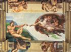 Michelangelo �The Creation of Man� - Museum - 6000pc Jigsaw Puzzle by Clementoni