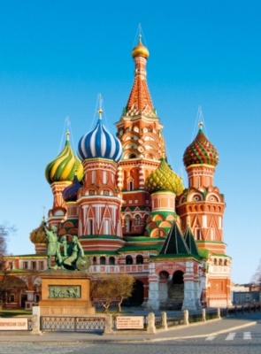 Clementoni Moscow Jigsaw Puzzle